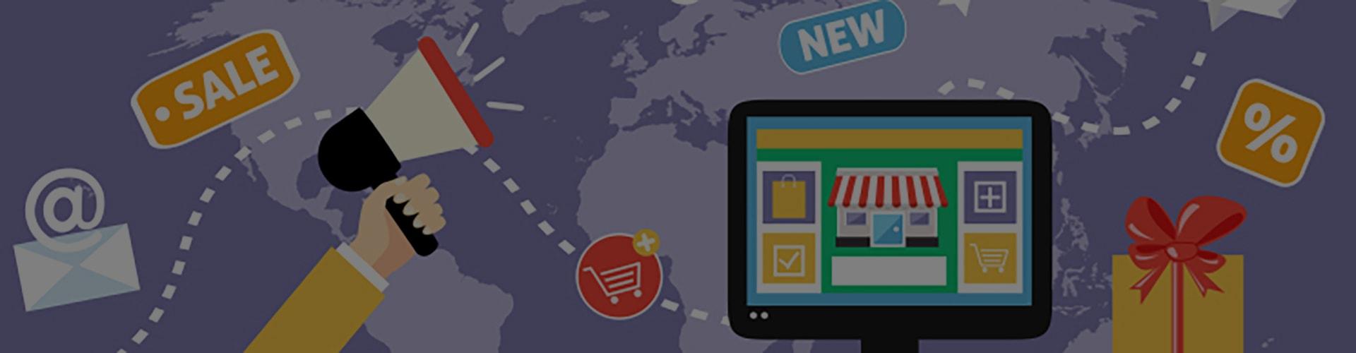 Создание интернет магазина с нуля